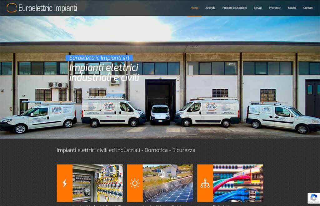 euroelettric.com